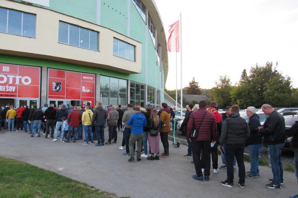 Objektívom: HC 21 Prešov vyhral nad Banskou Bystricou hneď 1. zápas sezóny