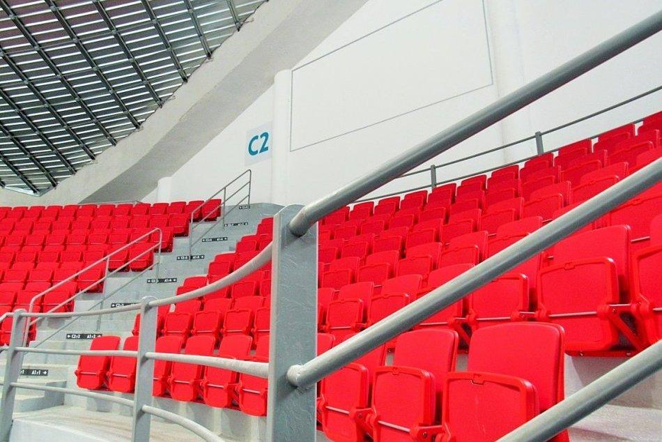 Objektívom: Vynovený zimný štadión v Prešove