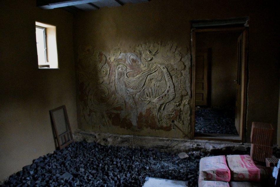OBRAZOM: Vo vyše 100-ročnom sedliackom dome vo Vidinej vznikne múzeum i dielňa