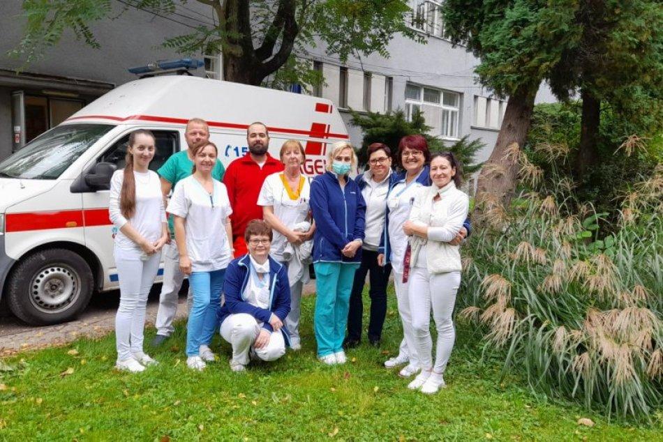 Darovanie krvi v Zlatých Moravciach