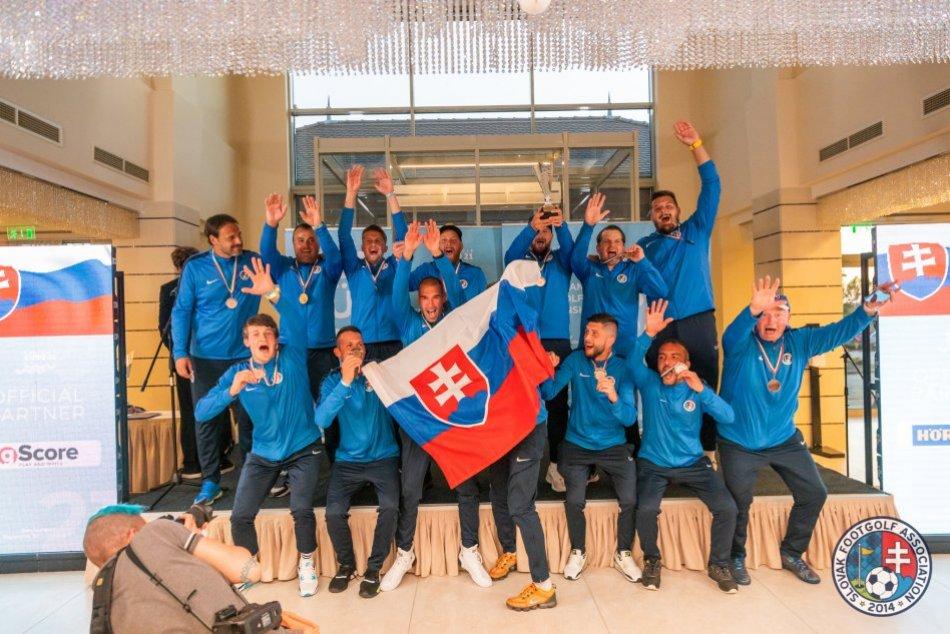 FOTO: Slovensko má bronz z ME, vybojovali ho Peter Gardian i Kristián Sádecký