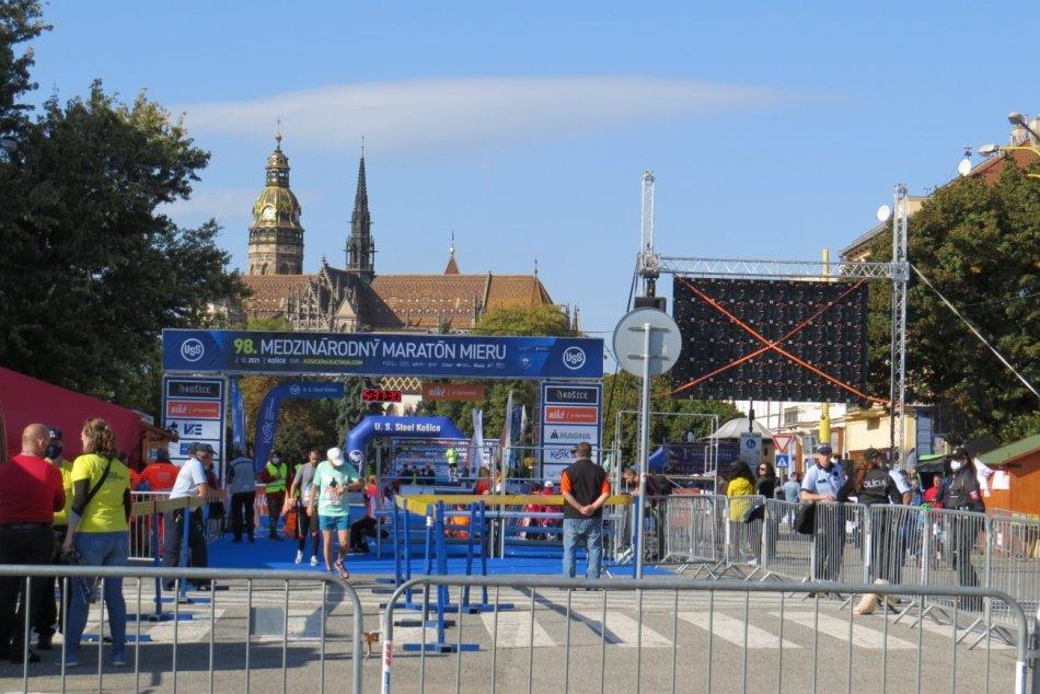 Atmosféra z Medzinárodného maratónu mieru na FOTKÁCH