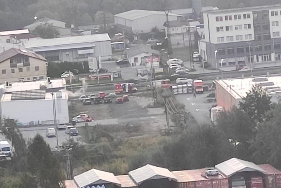 Nehoda 3 áut na Zvolenskej ceste