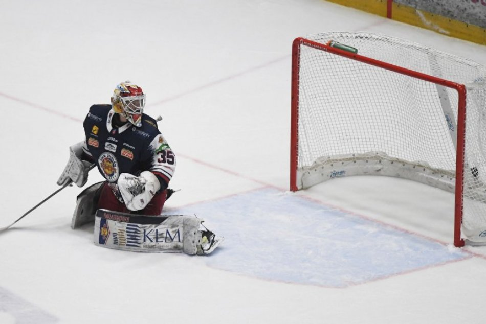V OBRAZOCH: 7. kolo hokejovej Tipos extraligy HC Grotto Prešov – HKM Zvolen