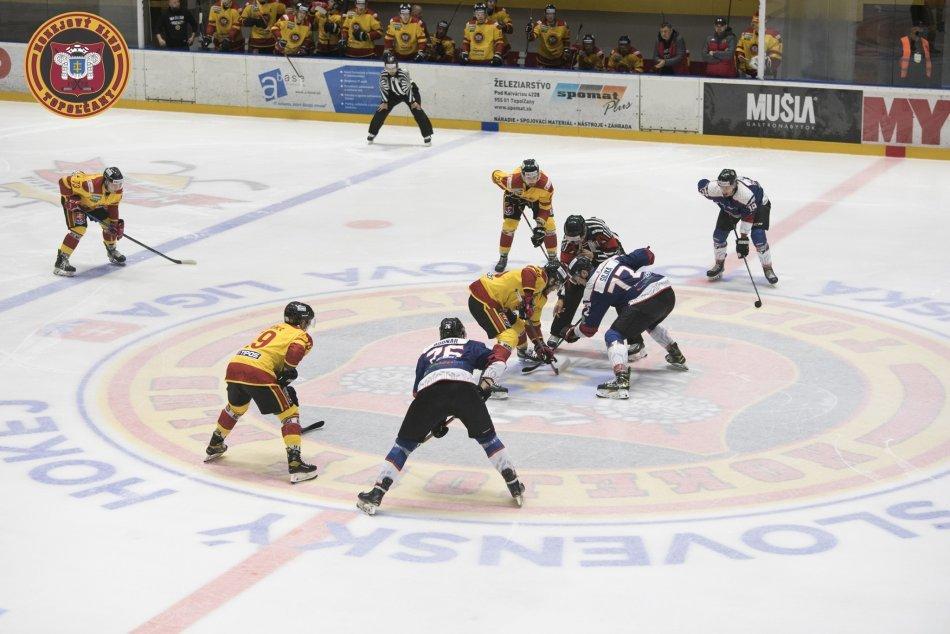 7. kolo: HC Topoľčany - HK Brezno 5:0