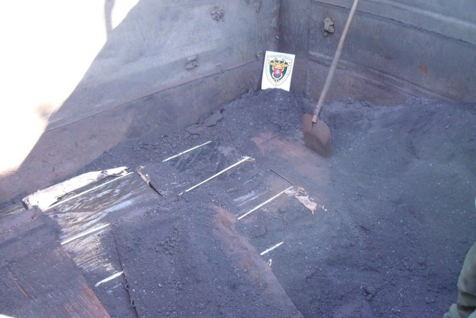 V Maťovciach opäť zadržali pašované cigarety z Ukrajiny
